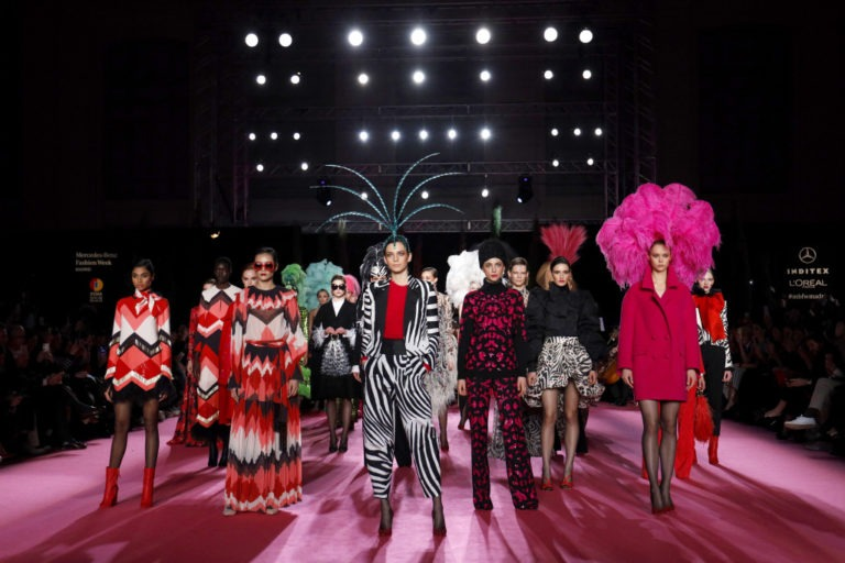 La semana de la moda viste Madrid de nuevo