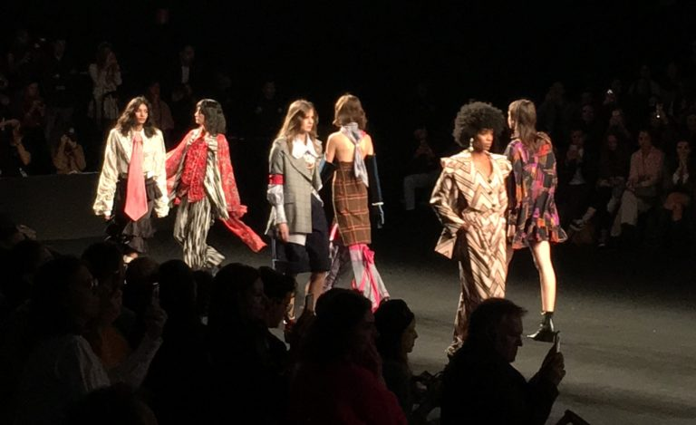 Samsung EGO: Los nuevos talentos de la moda también tienen su espacio en la pasarela madrileña