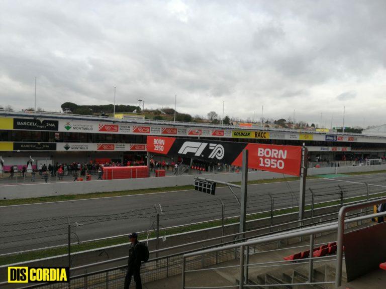 Conoce el Circuit de Barcelona-Catalunya
