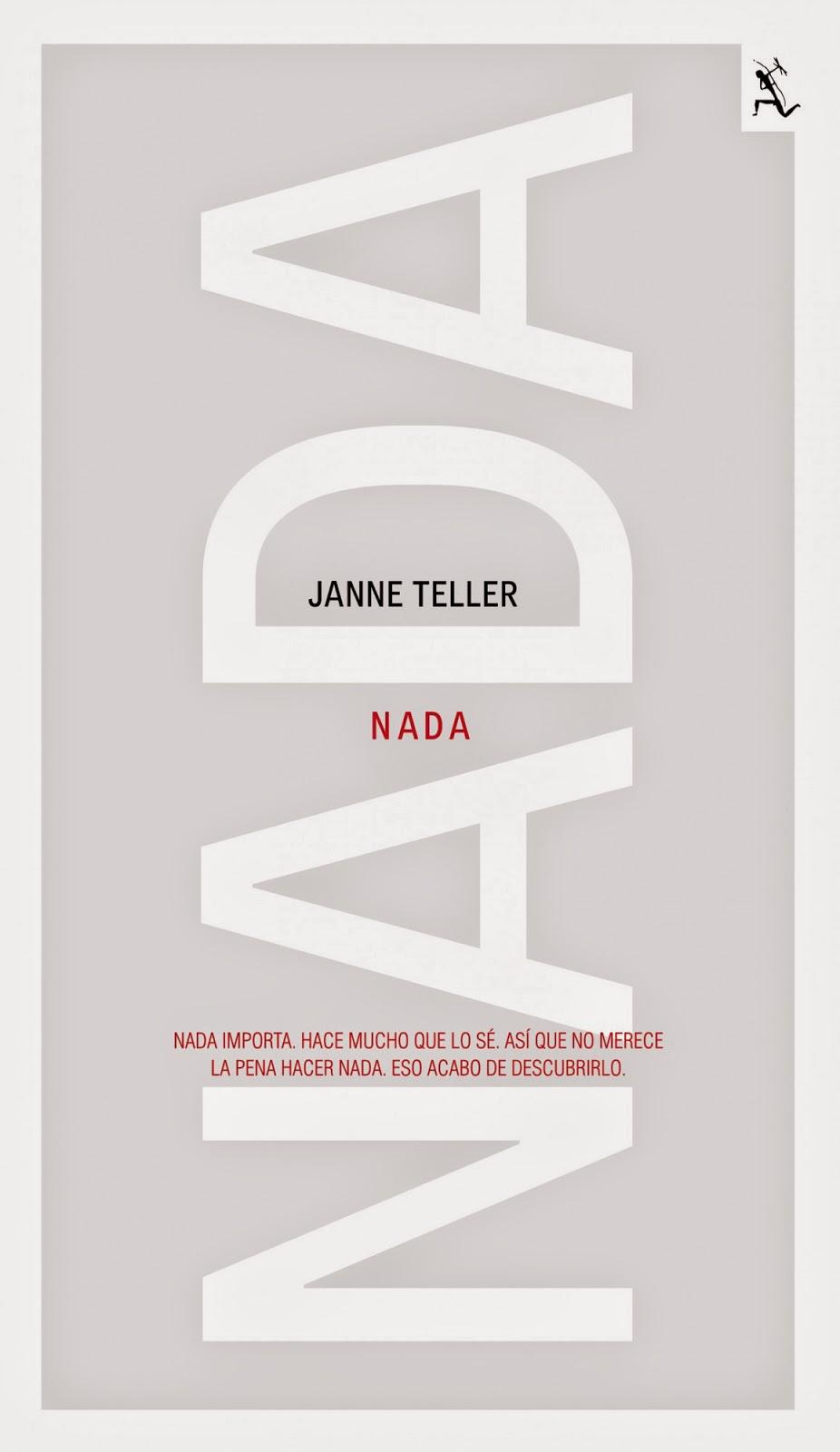 Portada de Nada de Janne Teller (PLANETADELIBROS)