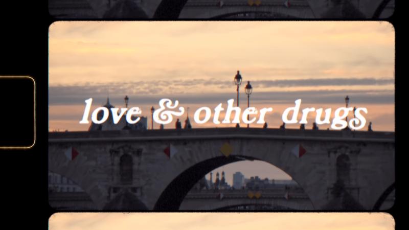 """Fotograma del vídeo """"LOVE & OTHER DRUGS (a paris vlog)"""" (2020) del canal de YouTube @Bestdressed."""