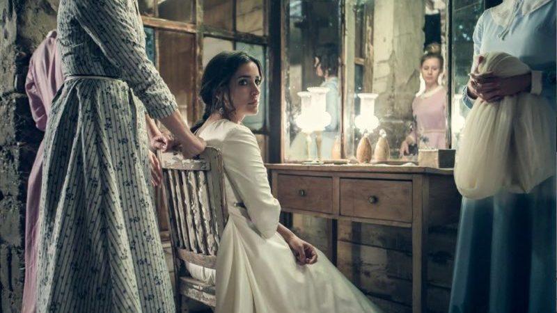 Fotograma de 'La novia'.