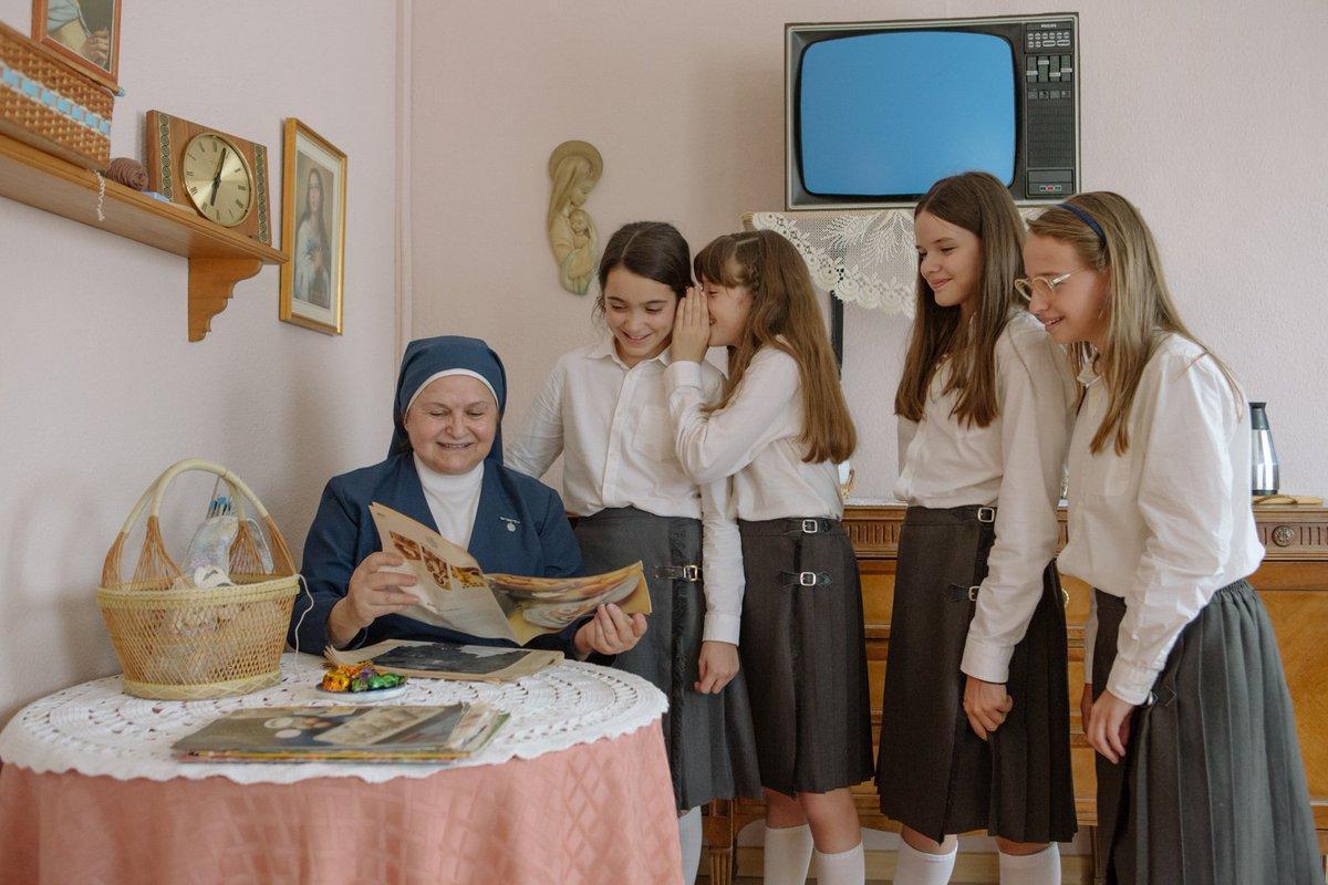 Fotograma de 'Las niñas' (Pilar Palomero, 2020).