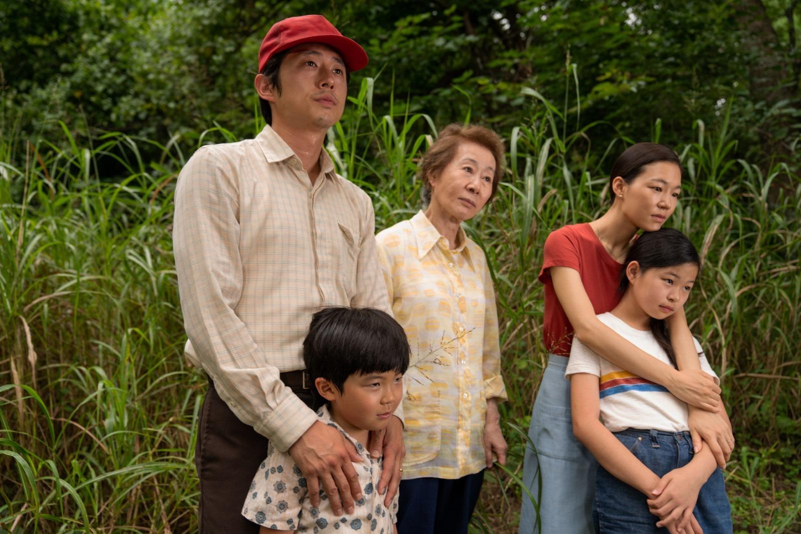 Fotograma de 'Minari. Historia de mi familia' (Lee Isaac Chung, 2020).
