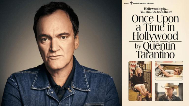'Érase una vez en Hollywood', más que una novelización
