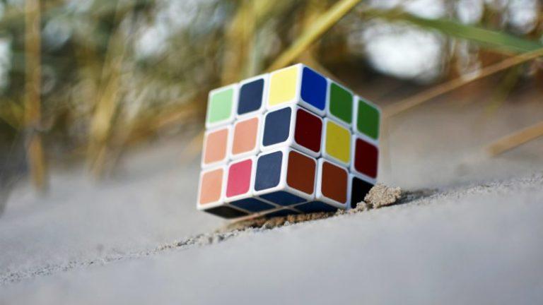 Cubo de Rubik: de la A a la Z