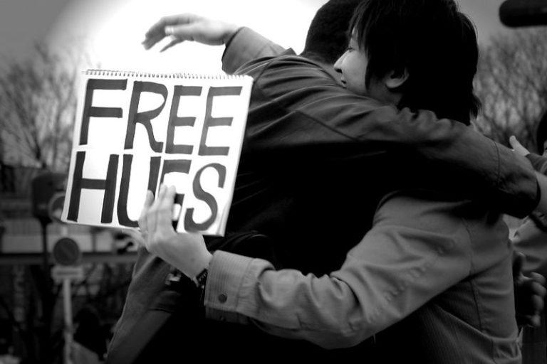 Volver a abrazarnos