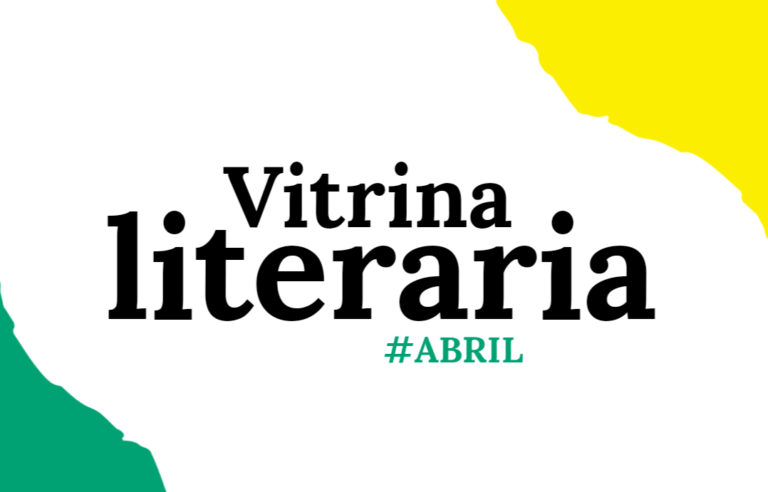 Vitrina literaria: ABRIL 2020
