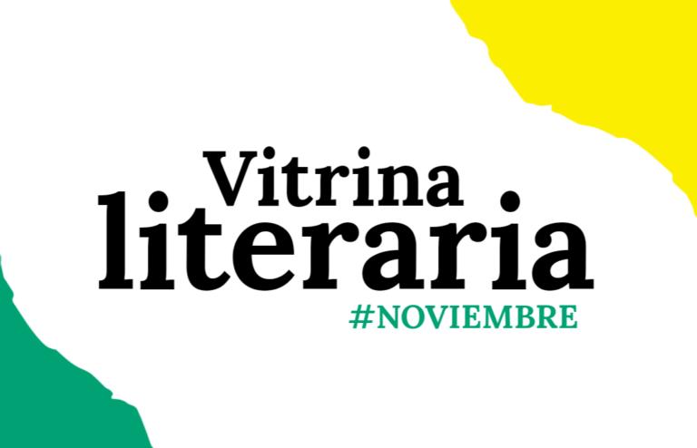 Vitrina literaria: NOVIEMBRE 2020