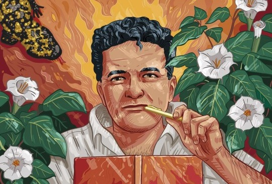 Carlos Castaneda: de escritor 'hippie' a fundador de una secta