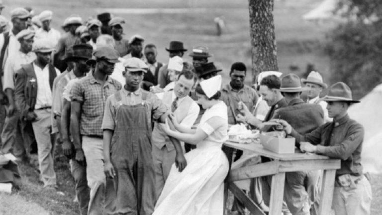El experimento racista de la sífilis no tratada