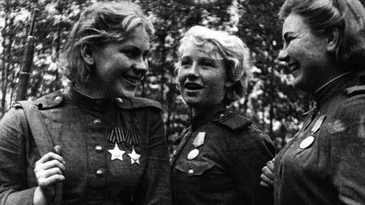 La guerra no tiene rostro de mujer