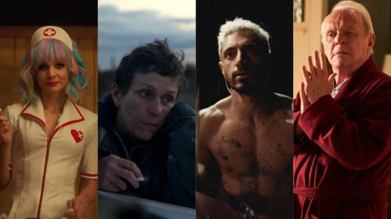 Top 8 nominadas a mejor película en los Premios Óscar 2021