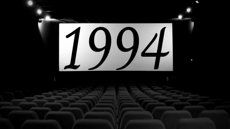 Top 10 películas de 1994